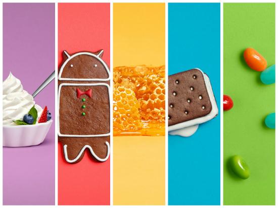 crear versiones android con gradle